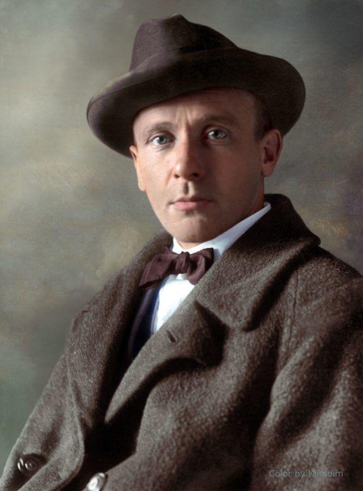 Михаил Булгаков, 1928 год  Сегодня исполнилось 125 лет со дня рождения Михаила Афанасьевича Булгакова.