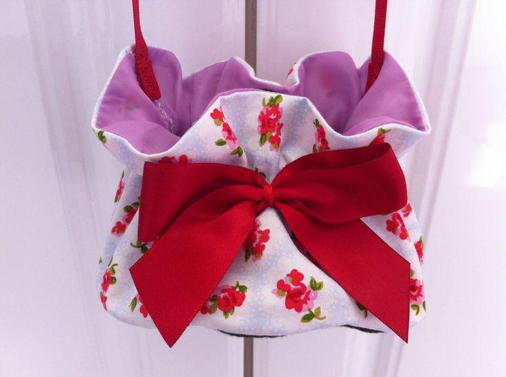 Delightful Cath Kidston Mini Pancake Dolly Bag - Exclusive!