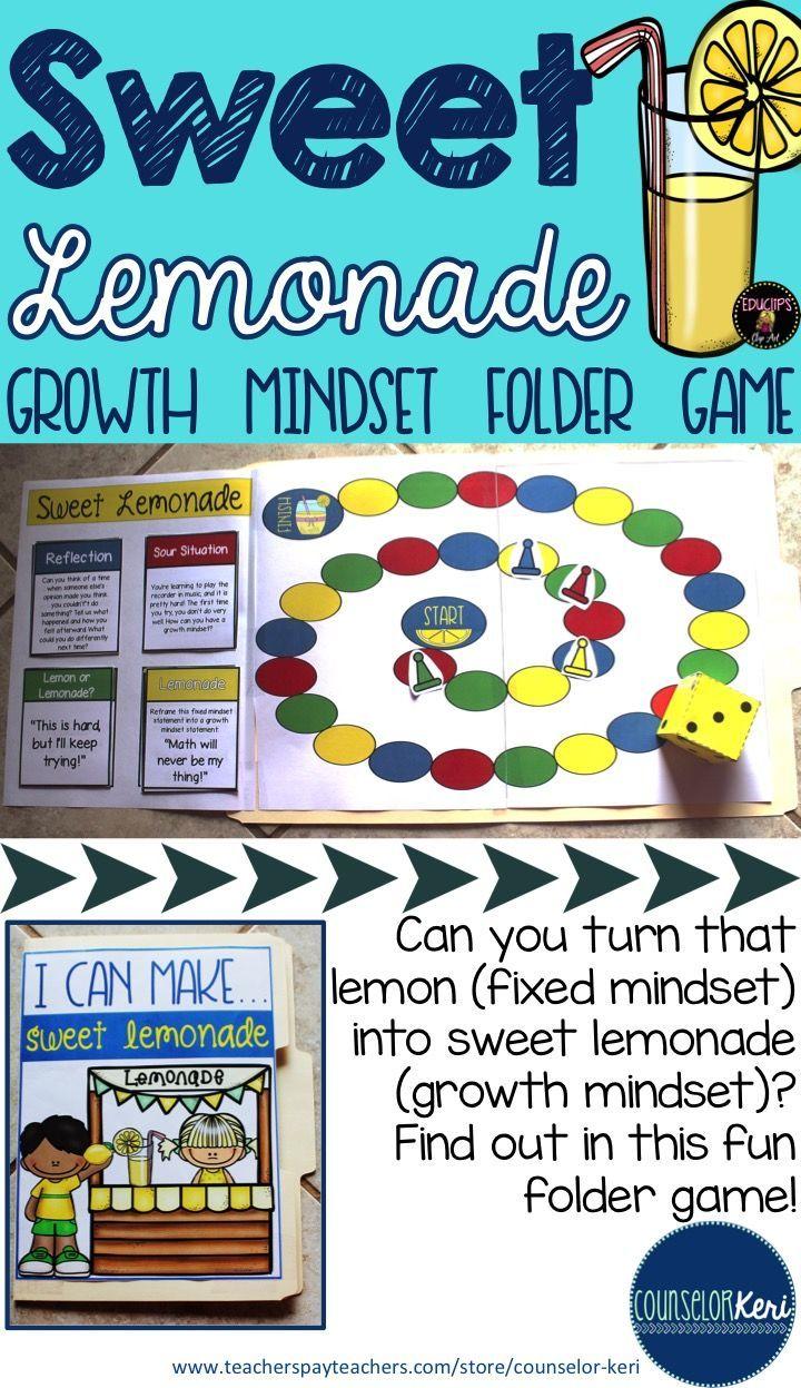 Turn that lemon fixed mindset into sweet lemonade growth mindset