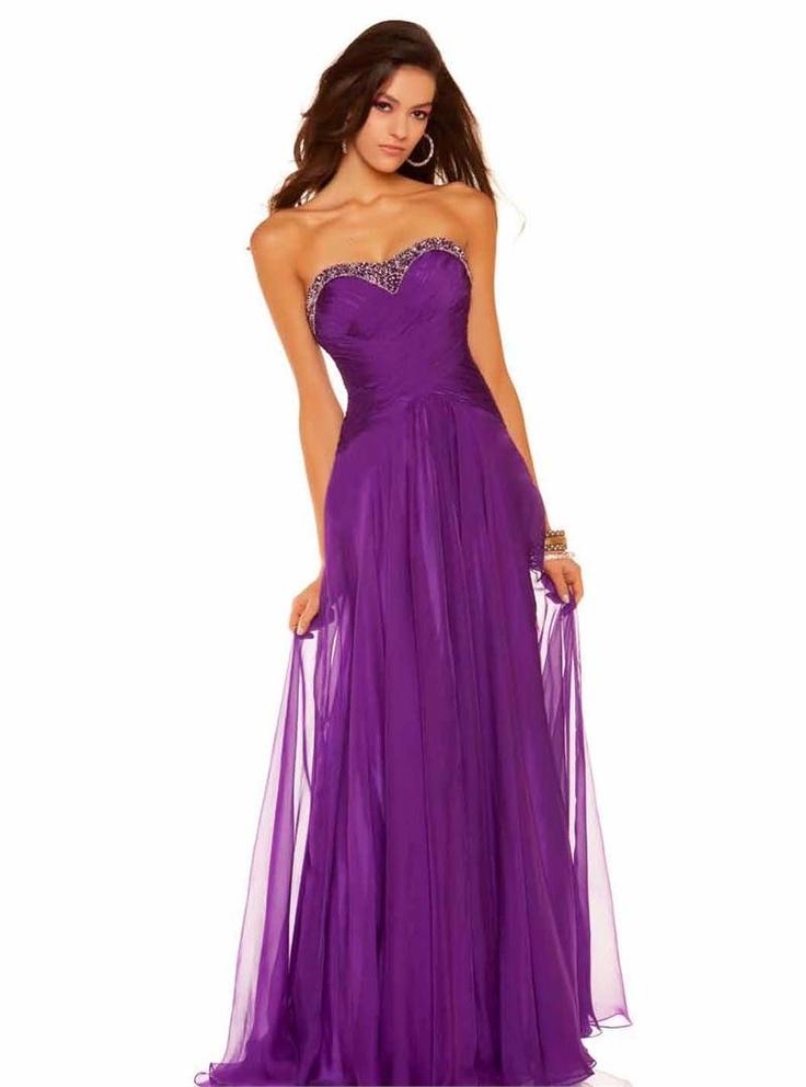 65 best Prom Dresses images on Pinterest | Tony bowls, Low cut ...