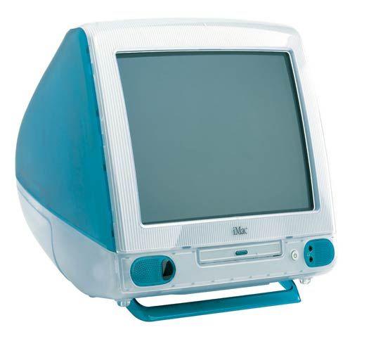 early modern development of Apple iMac (macworld, 2015)