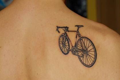 Another beautiful bicycle
