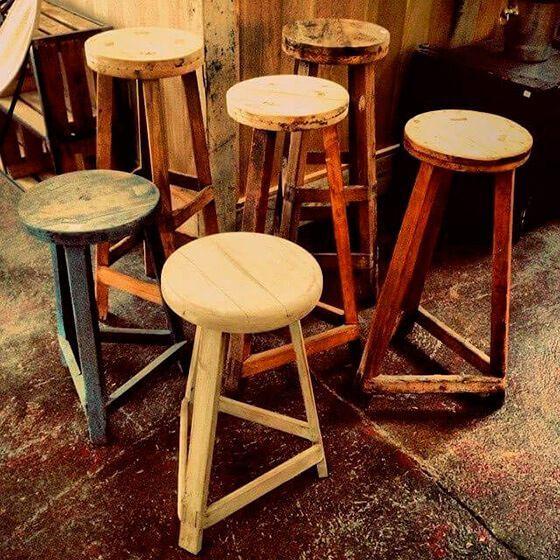 Muebles mesas sillas y objetos a medida vintage for Mesas industriales vintage