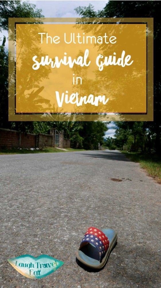Vietnam is a less developed Southeast Asian country, but also a popular destination for many. It is a country that takes some getting used