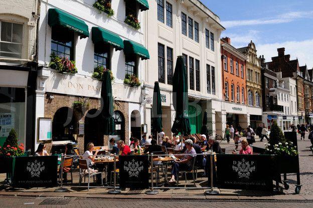 Best Cafes In Cambridgeshire