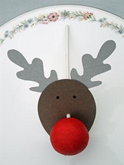 Cute Christmas cakepop collars