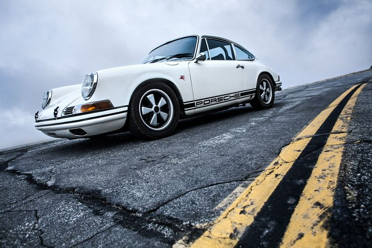 This Is the Car that Inspired the Porsche R-Gruppe - Photography by Alexander Bermudez