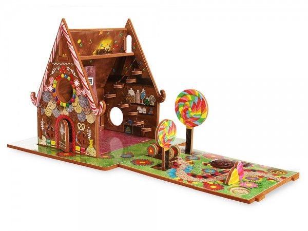 Hansel and Gretel House by Storytime Toys I'm ordering this for Amy and Elise!