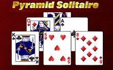 Play Pyramid Solitaire and other Free Family Friendly Online Games. Register for Free and you will have a chance to win 50,000 dollars each week by posting the top score!    http://advergames.skygames.biz