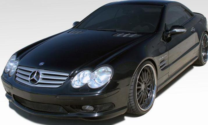 SL-Class (R230) Mercedes model - http://autotras.com