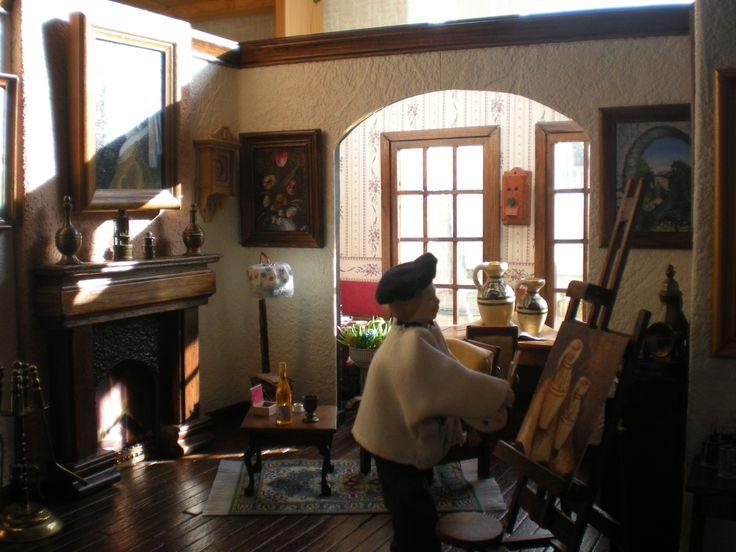 Huis van de kunstenaar