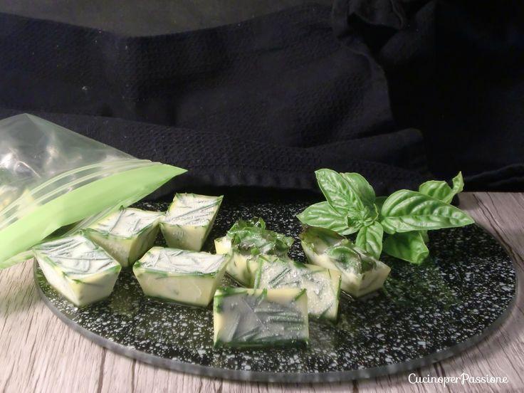 Come conservare il basilico e gli aromi