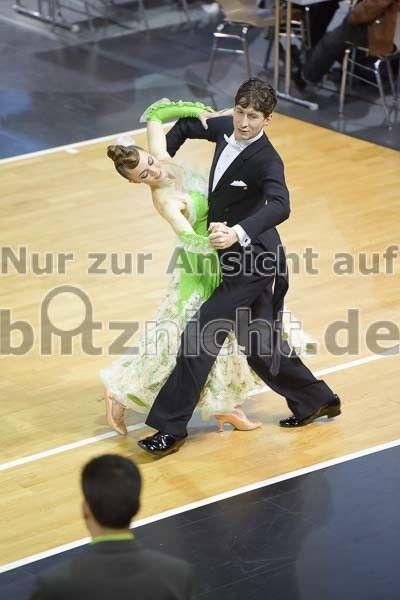 Bavarian Dance Days am 16. und 17.04.2016 - Sen I B St - Tselmovich Nekrasova - Tanzfotos - 2016 - blitznicht.de