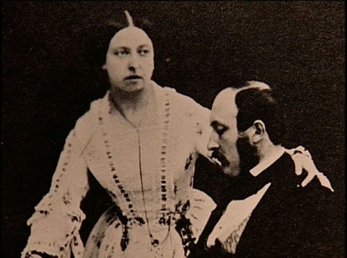 Queen Victoria and Prince Albert....read about this lovely love story
