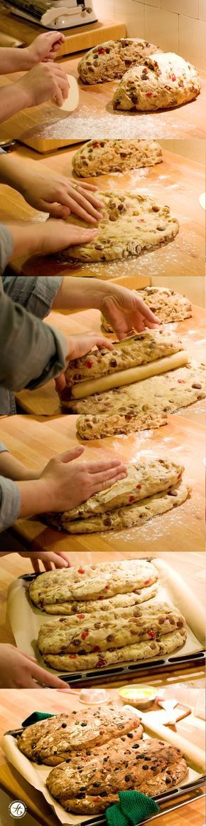 Oma Leipzig's Original Christstollen from Dresden   celebration day ... the good life