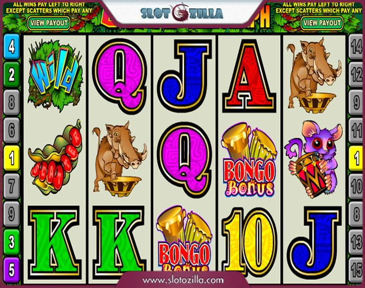 Free 5 reel slots games online at Slotozilla.com - 8
