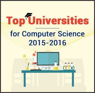 Top Universities for Computer Science 2015 – Based on QS World University Ranking 2015, check here the list of top 100 universities for Computer Science. http://goo.gl/1WN3VC
