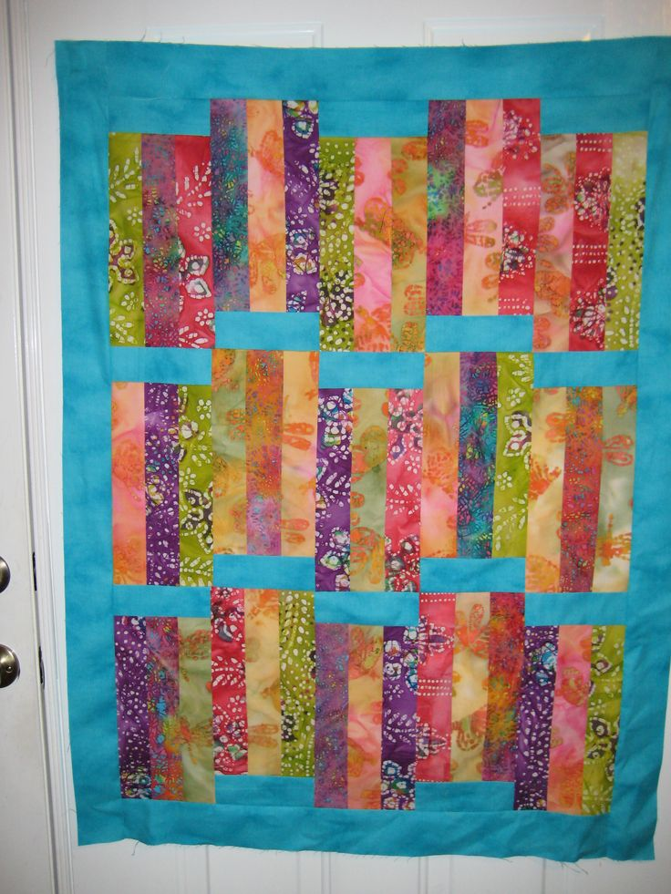 160 best Jelly Rolls images on Pinterest | Patchwork quilting ... : jelly roll strip quilt patterns free - Adamdwight.com