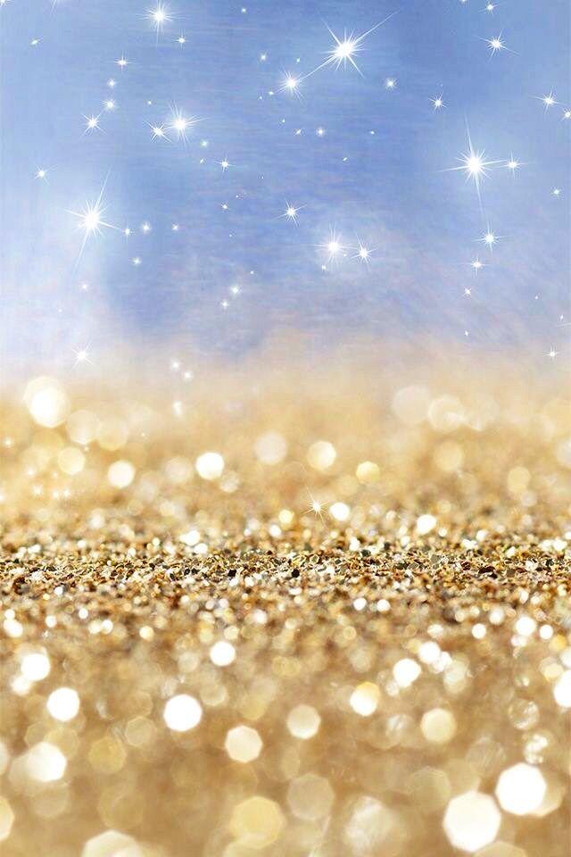 Gold Glitter Wallpaper For Iphone