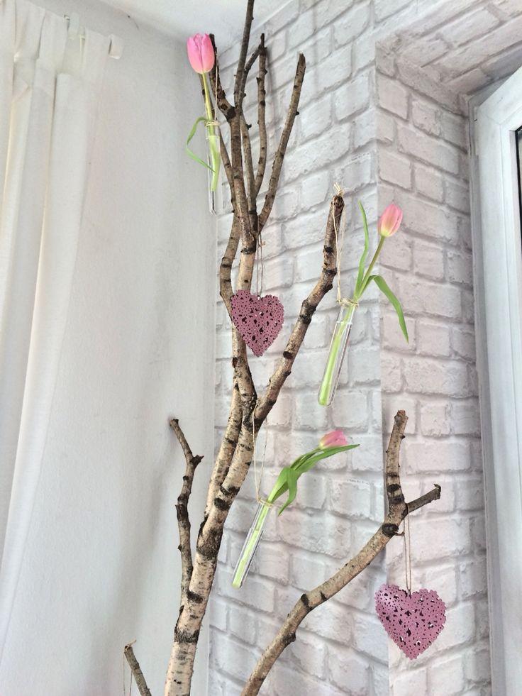 Våren! Einrichtungsideen Pinterest