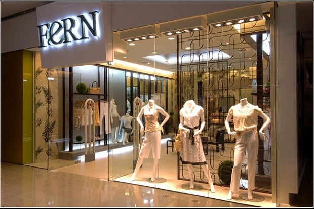 Modern Fashion Boutique Interior Design by HQ - Fern