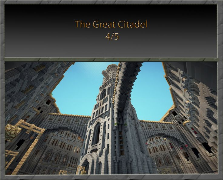 The Great Citadel by VV01 on deviantART