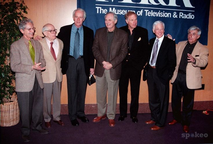 M*A*S*H - The cast in recent years, no one stays young forever.