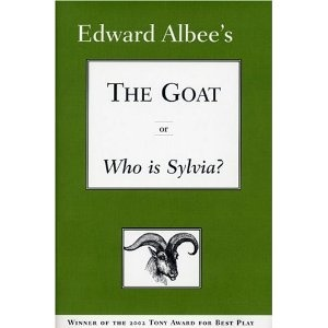 The Goat or Who Is Sylvia?  Edward Albee