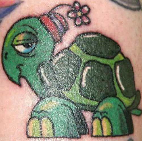 25 fotos de los hombres y mujeres de la tortuga tatuajes - http://tatuajeclub.com/2016/07/31/25-fotos-de-los-hombres-y-mujeres-de-la-tortuga-tatuajes.html