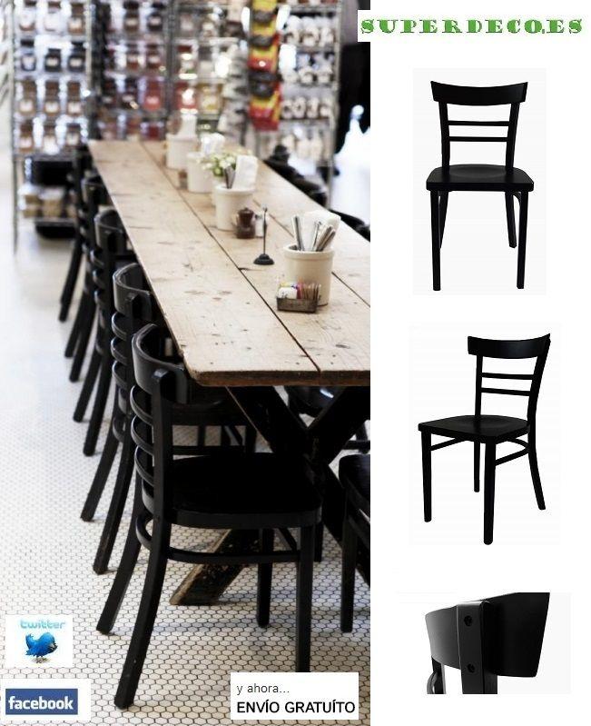Sillas de madera haya wengúe TOM #sillas_madera_maciza_haya#sillas_hostelería#sillas_madera_comedor#mobiliario_hostelería_comercial#sillas_y_mesas__hostelería#Beech_wood_chairs#restaurant_dining_chair www.superdeco.es