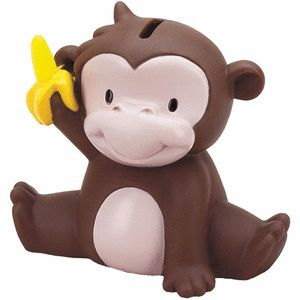 monkey piggy bank ah