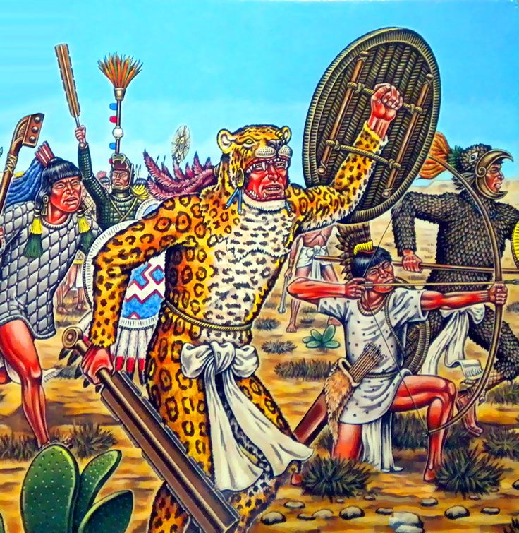 A look into life of montezuma the aztec emperor