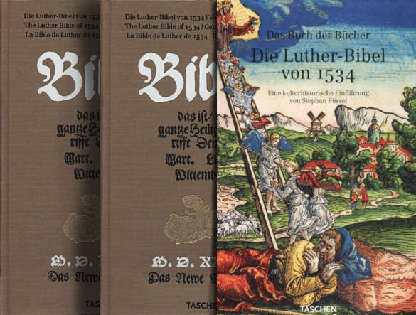 Lyssa humana: New Stuff: Die Luther-Bibel von 1534
