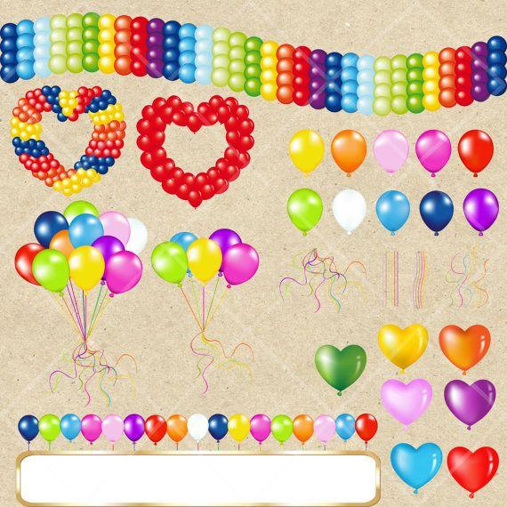 balloon clip art microsoft - photo #34