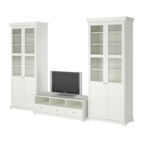 liatorp agencement meuble t l blanc meuble tele ikea. Black Bedroom Furniture Sets. Home Design Ideas