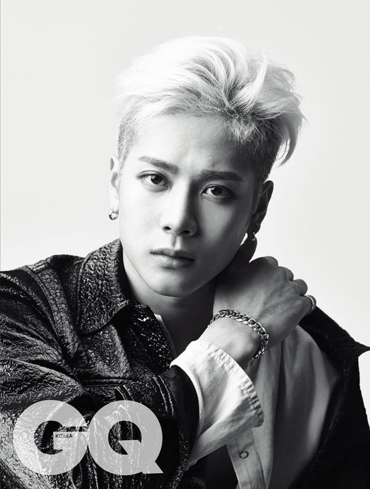 Jackson GOT7 for GQ