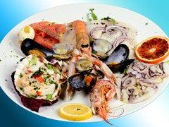 Studio grafico menu Ristorante Riviera Caldonazzo TN http://www.ristorante-riviera.com