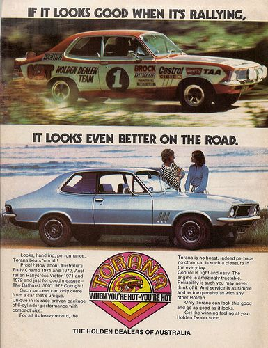Holden Torana, 1973 | Flickr - Photo Sharing!