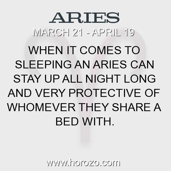 Fact about Aries: When it comes to sleeping an Aries can stay up all night... #aries, #ariesfact, #zodiac. More info here: https://www.horozo.com/blog/when-it-comes-to-sleeping-an-aries-can-stay-up-all-night/ Astrology dating site: https://www.horozo.com