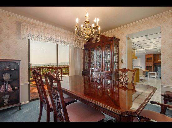 1200 96 Lexington Mahogany Dining Room Set Dining