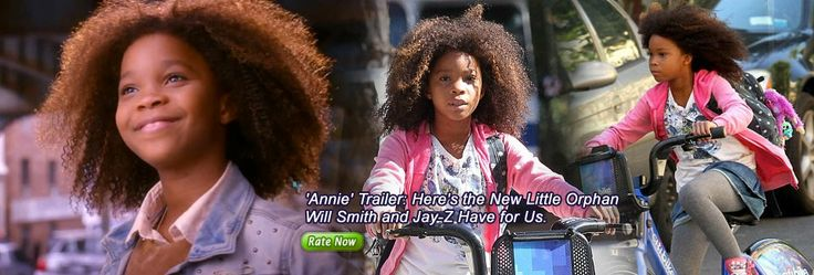 'Annie' Trailer: Here's the New Little Orphan Will Smith and Jay-Z Have for Us
