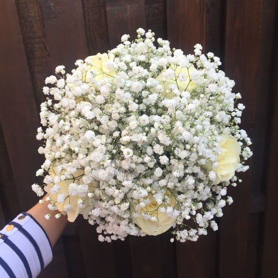 Buchet mireasa alb #flori #nunta #whitebouquet #bride #flowers #lovely