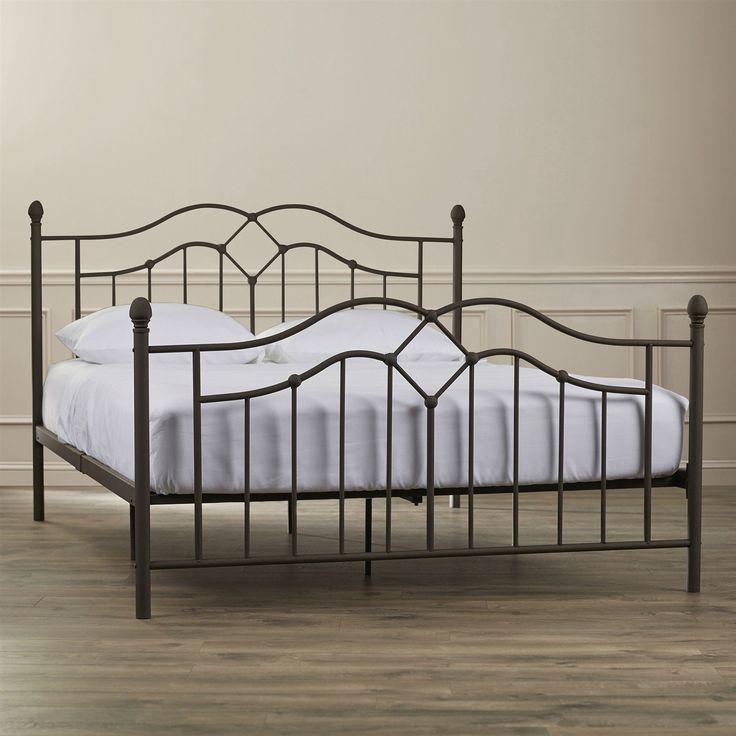 17 Best Ideas About Metal Bed Frames On Pinterest Metal