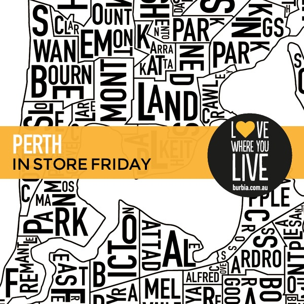 PERTH... In store this Friday!