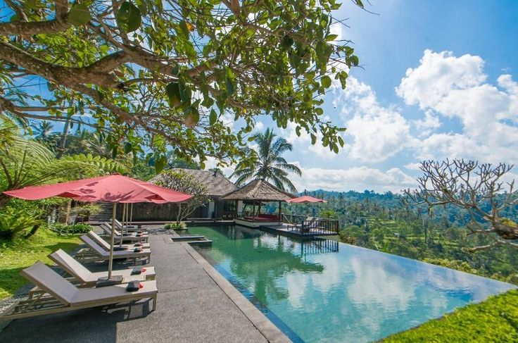 if we have more ppl in ubud: Awan Biru Villa is an incredible paradise with modern amenities, set amidst rice paddies, overlooking a river valley. Awan Biry Villa is in Ubud, Bali.