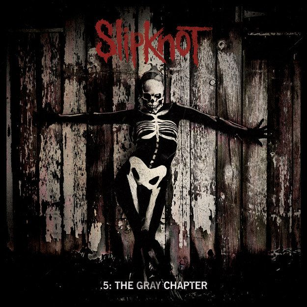 Metal institution Slipknot will release a new album, .5: The Gray Chapter on Oct. 21. It will be the band's first release in six years, and their first since the 2010 death of founding bassist Paul Gray. | Here's A Closer Look At Slipknot's New Masks
