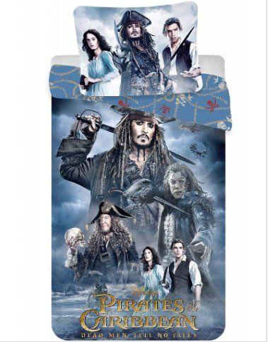 Pirates of the Caribbean Kinderdekbedovertrek