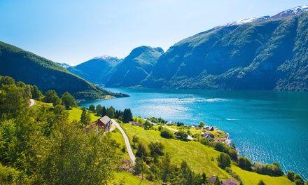 Norvège à OSLO : ✈ Circuit Norvège en pension complète: #OSLO En promo à 1169.00€ En promotion à 1169.00€. Circuit découverte des fjords…