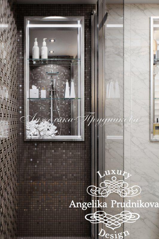 Дизайн проект интерьера гостевого дома в поселке Чистые пруды - фото