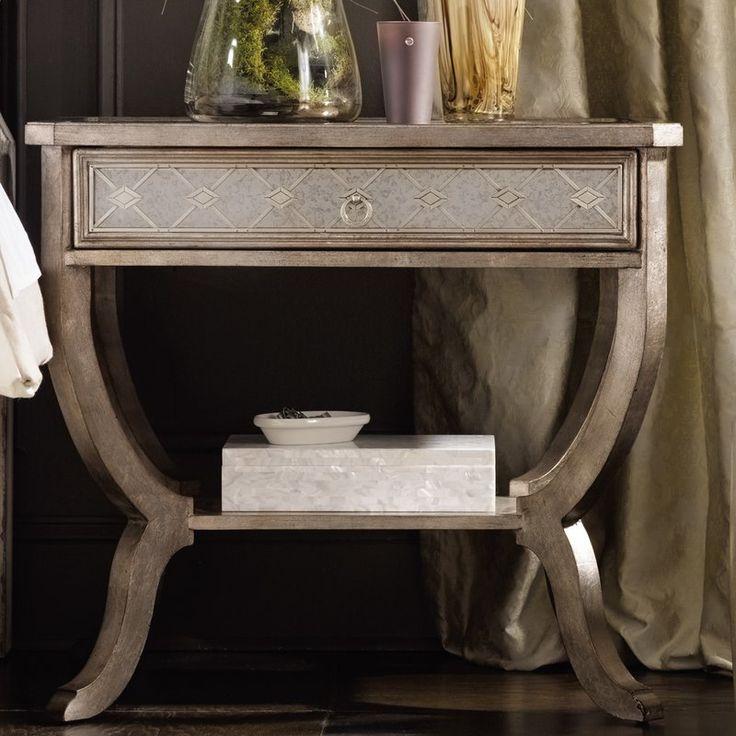 Hooker Furniture Sanctuary 1 Drawer Nightstand & Reviews   Wayfair